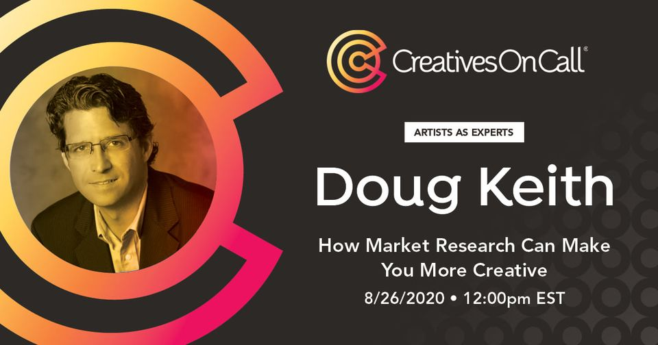 Past Webinar: How Market Research Makes You More Creative
