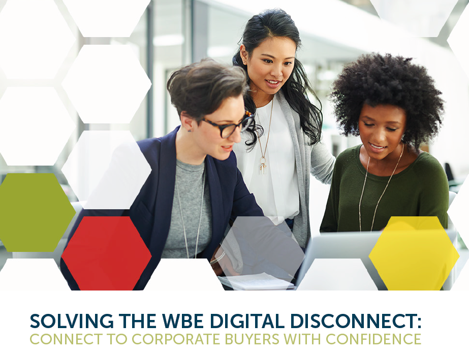 Solving the Digital Disconnect: A Study on Connecting with Corporate Buyers with Confidence