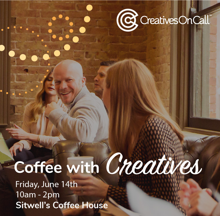 Coffee with Creatives Cincinnati