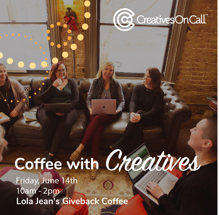 Coffee with Creatives St. Louis