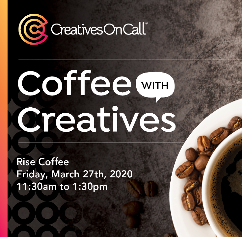 STL Coffee with Creatives
