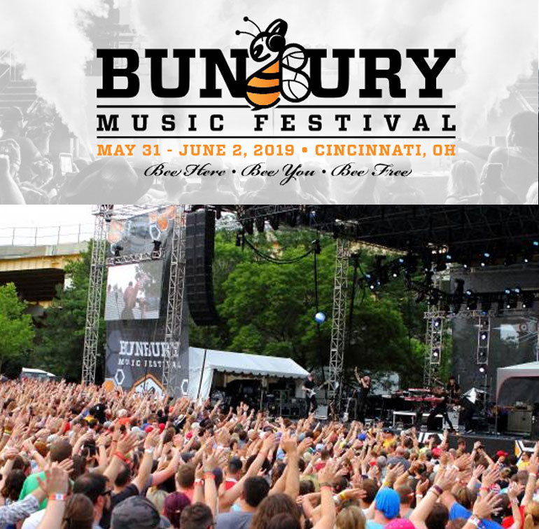 2019 Bunbury Festival - What's Your Lineup?